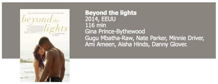 Beyond the lights ficha